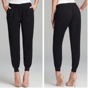 Joie Mariner cropped joggers